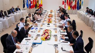 G7: Αναγκαία η τόνωση της παγκόσμιας οικονομίας