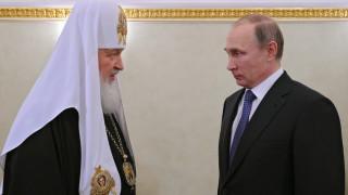 Η επίσκεψη του «τσάρου» Πούτιν και του Πατριάρχη Κύριλλου στο Άγιον Όρος