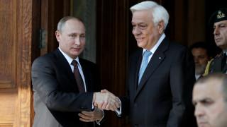 Π. Παυλόπουλος:«Επίσκεψη επιστέγασμα της φιλίας μας με τη Ρωσία» - Ζωντανή μετάδοση