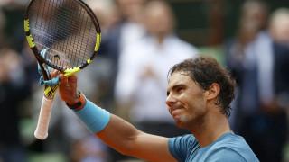 Ο Ράφα Ναδάλ αποσύρθηκε από το Roland Garros λόγω τραυματισμού
