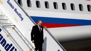 Βίντεο: Τι είπαν Βλ. Πούτιν και Πρ. Παυλόπουλος στη συνάντησή τους