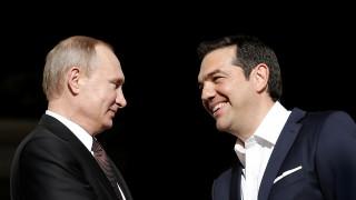 Ο Πούτιν είναι σε ταξίδι στην Ελλάδα για δουλειές