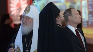 Ο Πούτιν κηρύσσει ανακωχή στην πολεμική της Μόσχας προς το Οικουμενικό Πατριαρχείο