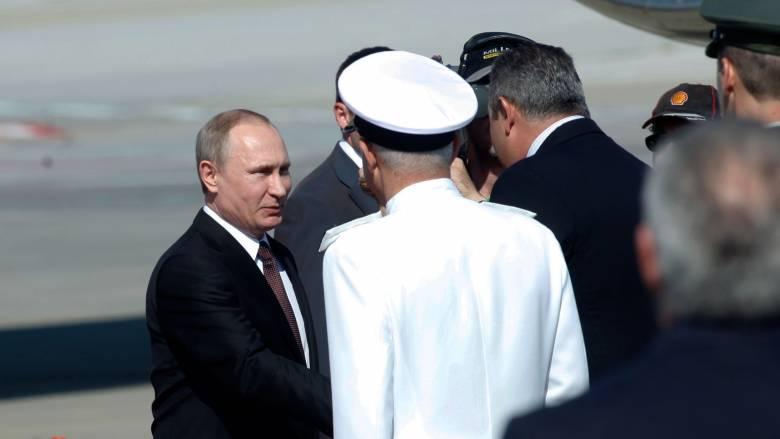 Συνάντηση Πούτιν - Μητσοτάκη το βράδυ της Παρασκευής