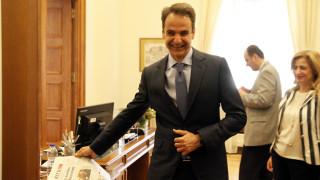 Σε πλήρη ετοιμότητα θέτει τον κομματικό μηχανισμό της ΝΔ ο Κυριάκος Μητσοτάκης
