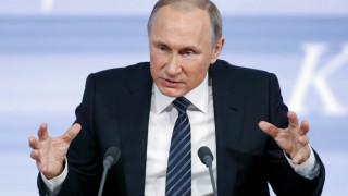 Πυρά Πούτιν κατά Άγκυρας, ΗΠΑ και Ε.Ε.