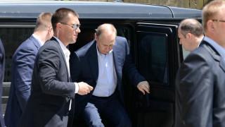 Η επίσκεψη του Πούτιν στο Άγιον Όρος