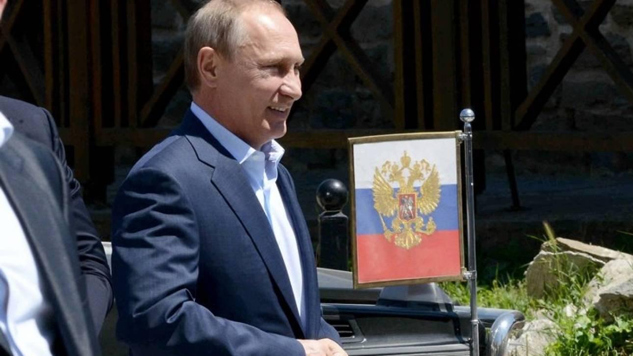 Το προσκύνημα Πούτιν στο Αγ.Όρος