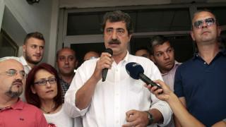Υποδοχή με συνθήματα κατά του Πολάκη στην Κοζάνη