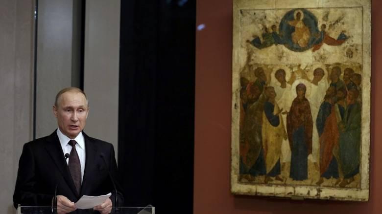 Η αντίδραση του ΝΑΤΟ στις δηλώσεις Πούτιν από την Αθήνα