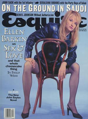 1994, Έλεν Μπάρκιν. Ένας δεσμός περιστασιασκός όταν η ηθοποιός χώριζε από τον σύζυγο και συνάδελφο της Γκάμπριελ Μπέρν.