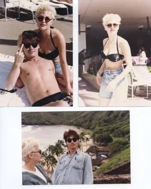 """1985 — 1988, Σέρλιν Φεν. Η """"αποπλάνηση"""" του Twin Peaks,  Φεν, αρραβωνιάστηκε τον Τζόνι Ντεπ μετά από πρόταση του. Δεν έμειναν πολύ καιρό μαζί. Εμφανίστηκε όμως μαζί του σε ένα επεισόδιο του Ομάδα Δράσης 21, κάτι που άφησε τηλεοπτικές αναμνήσεις."""