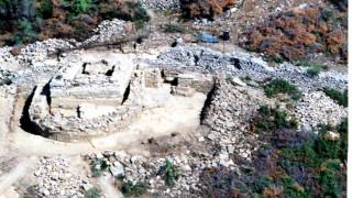 Τάφος Αριστοτέλη: Αποκλειστικές εικόνες από την ανασκαφή