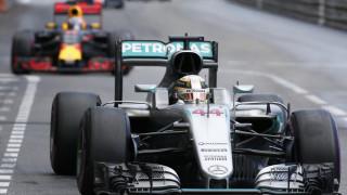 Ο Λιούις Χάμιλτον ήταν ο νικητής του Grand Prix στο Μόντε Κάρλο