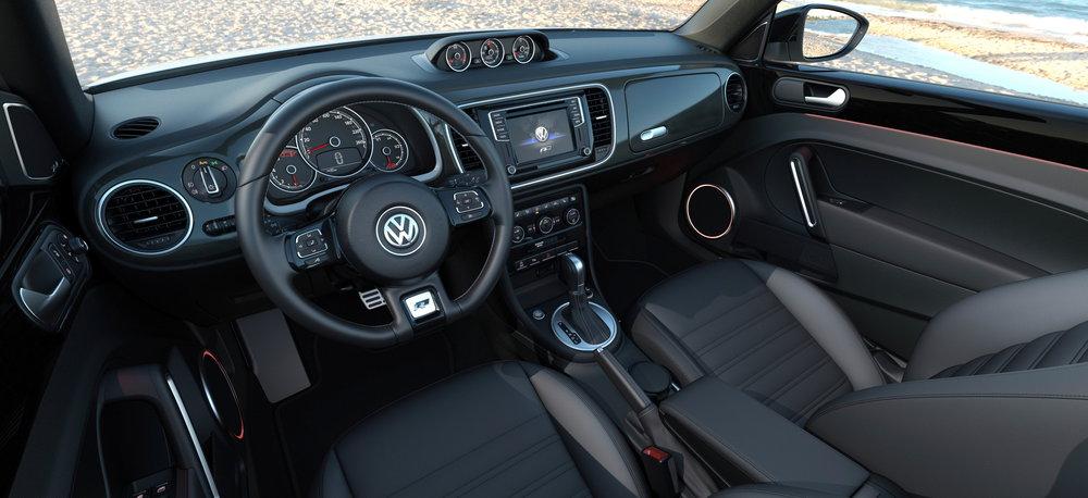 VW BEETLE 2016 5