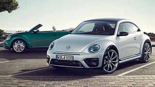 H VW ανανεώνει το Beetle. Και το κουπέ και το κάμπριο