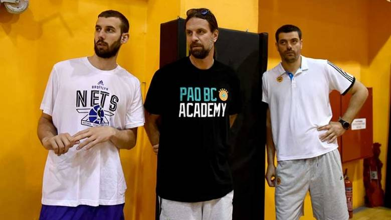 PAO BC Academy: Εντυπωσιακή συμμετοχή στα TRY OUT