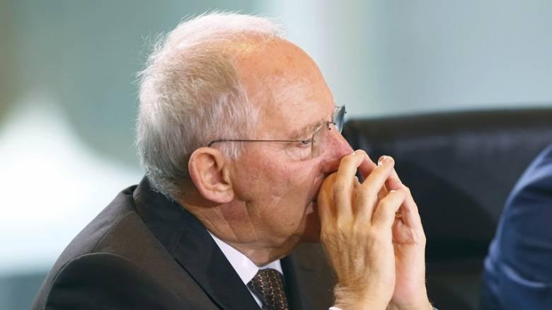 Σόιμπλε: Η Ελλάδα ανακάμπτει πιο γρήγορα από ό,τι περίμεναν πολλοί