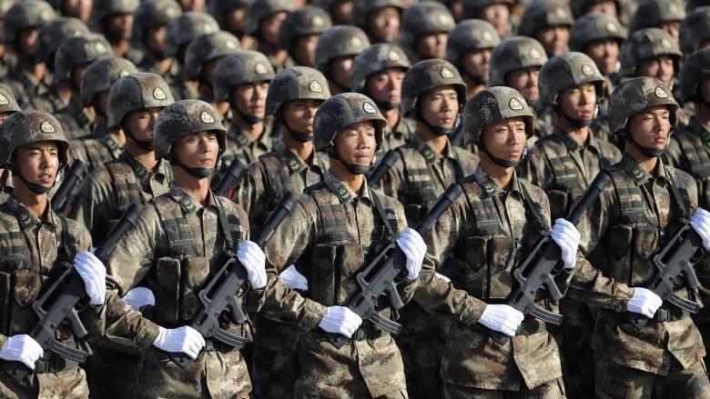 Σε αυξημένη ετοιμότητα ο στρατός της Ιαπωνίας λόγω Βόρειας Κορέας