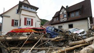 Νεκροί και χάος στη Γερμανία από την κακοκαιρία
