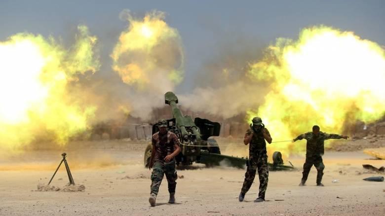 Ιρακινές δυνάμεις επιχειρούν για την ανακατάληψη της Φαλούτζα