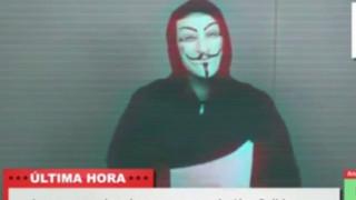 Οι Anonymous υποστηρίζουν ότι ο Πουλίδο δεν απήχθη ποτέ