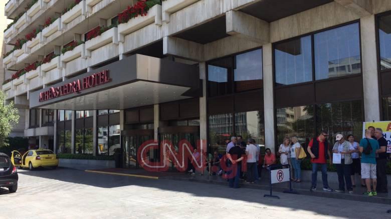 Κλείνει το ξενοδοχείο Athens Ledra