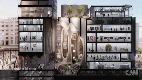 Στα «σκαριά» το μεγαλύτερο μουσείο Αφρικανικής τέχνης