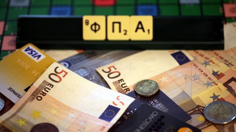Τι αλλάζει από Τετάρτη στον ΦΠΑ – Τι πρέπει να ξέρουν οι έμποροι