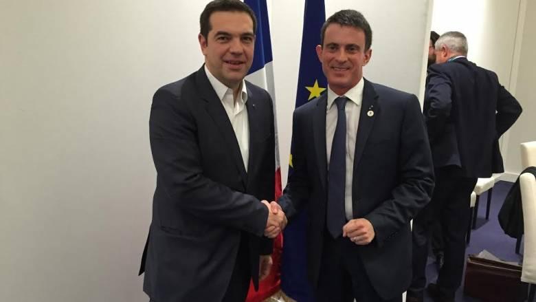 Διήμερη επίσκεψη του γάλλου πρωθυπουργού στην Αθήνα