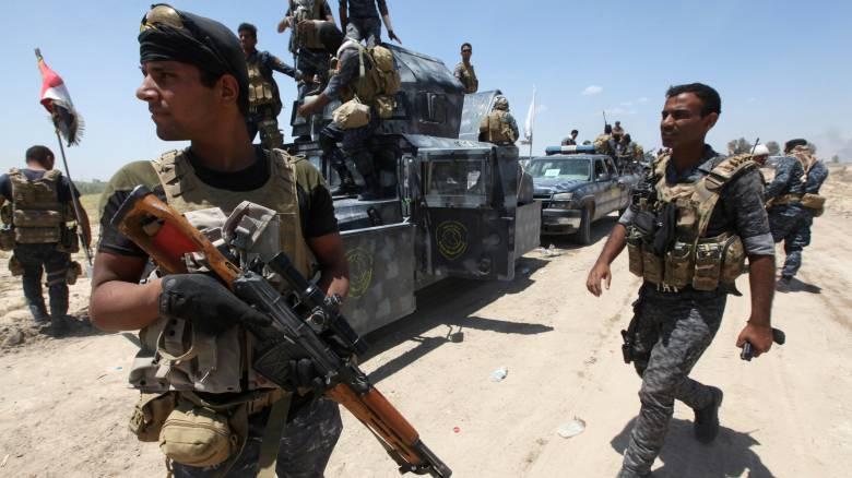 Ιράκ: 20.000 εγκλωβισμένα παιδιά στο μέτωπο της Φαλούτζα