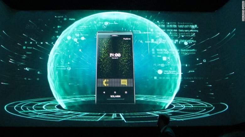 Το κινητό των 17.000 δολαρίων