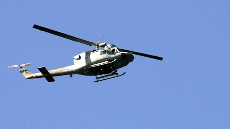 Τουρκικό ελικόπτερο παραβίασε τον εθνικό εναέριο χώρο