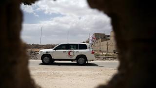 Οι ΗΠΑ καλούν τη διεθνή κοινότητα να ρίξει τρόφιμα από αέρος στη Συρία