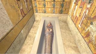 Τι κρύβει ο τάφος του Τουταγχαμών