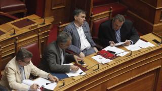 Στη Βουλή τα προαπαιτούμενα-Κλείνει η αξιολόγηση