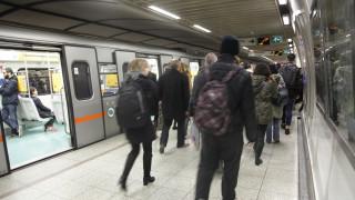 Κλειστό προσωρινά το απόγευμα το μετρό στο Σύνταγμα