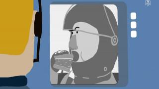 Το σάντουιτς που τρομοκράτησε τη NASA