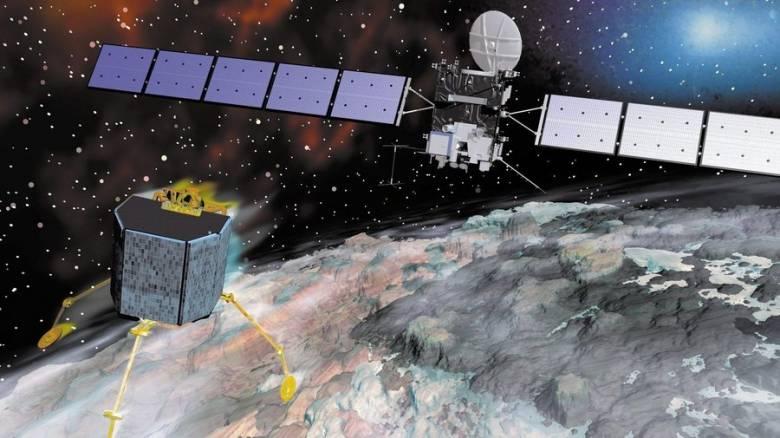 Το διαστημόπλοιο Ροζέττα έχασε την επαφή του με τη διαστημική βάση του ESA