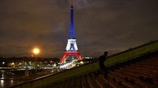 EURO 2016: Στα χρώματα των ομάδων θα φωτίζεται ο Πύργος του Άιφελ
