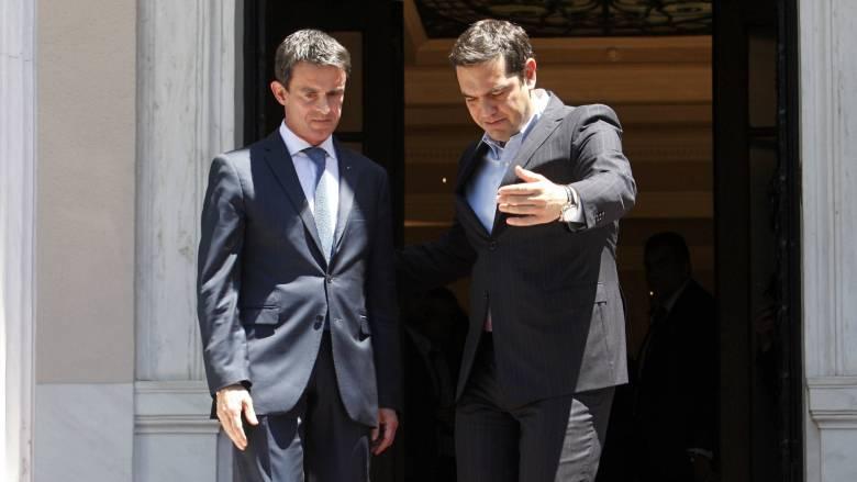 Τι περιλαμβάνει ο οδικός χάρτης συνεργασίας Ελλάδας-Γαλλίας