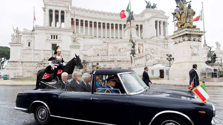 Ο πρόεδρος Ματαρέλα καλεί την Ευρώπη να μην λησμονά τη Λαμπεντούζα