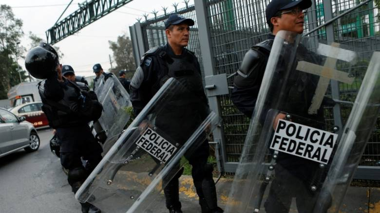 Μεξικό: Ξεκίνησε η εκταφή 117 πτωμάτων που βρέθηκαν σε μαζικό τάφο