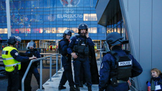 Euro 2016: Ανησυχία για την ασφάλεια των αγώνων
