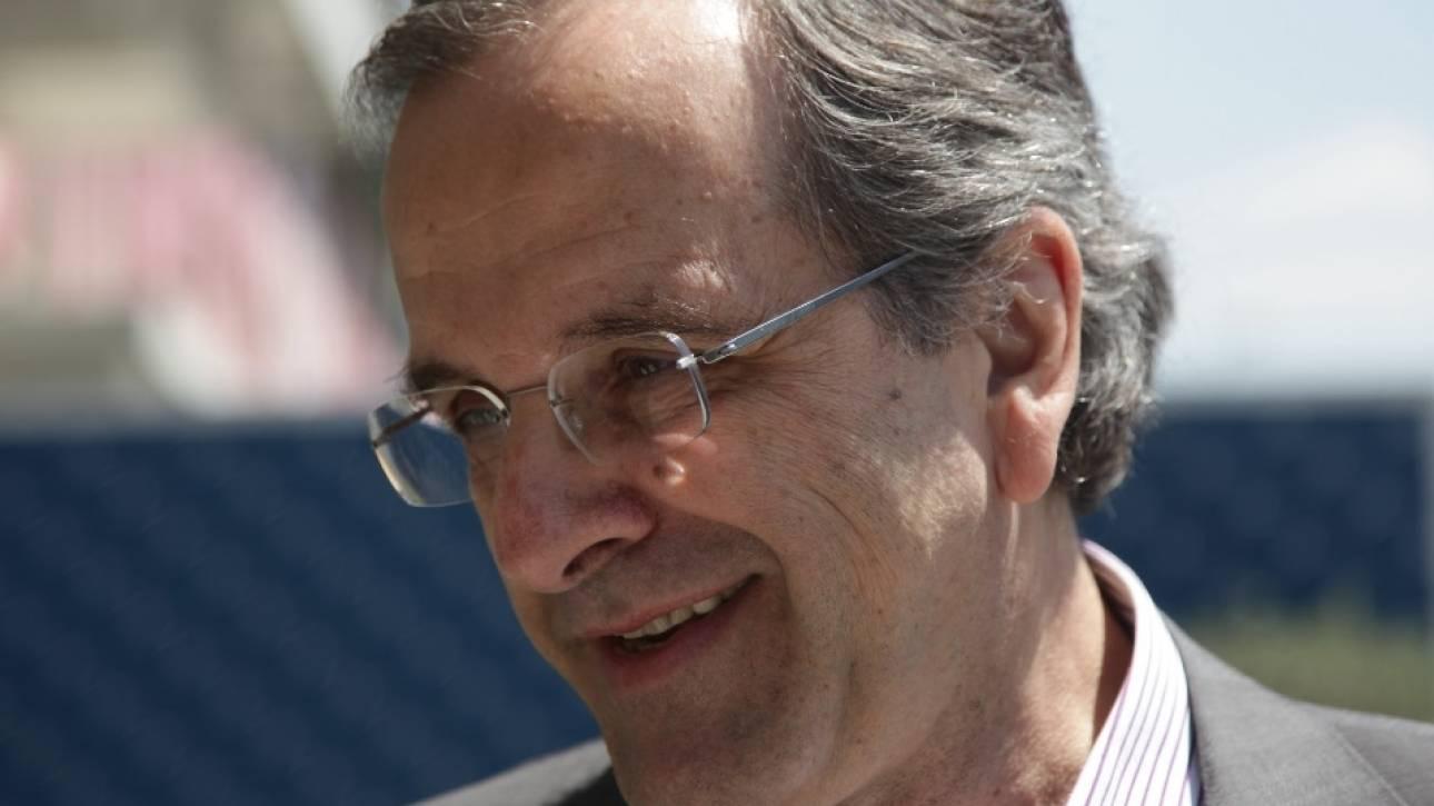 Αντ. Σαμαράς: Νέα μέτρα το 2016, μπορεί αυτοδυναμία η ΝΔ
