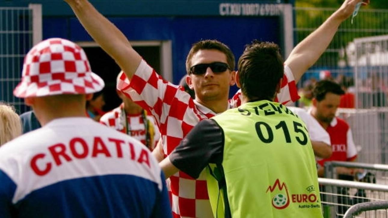 EURO 2016: σεκιούριτι επικίνδυνοι για την δημόσια ασφάλεια