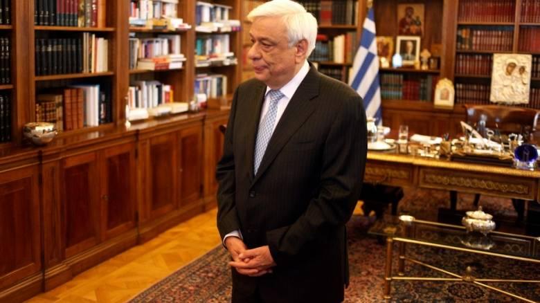 Πρ. Παυλόπουλος: Καμία ολιγωρία απέναντι στην κλιματική αλλαγή