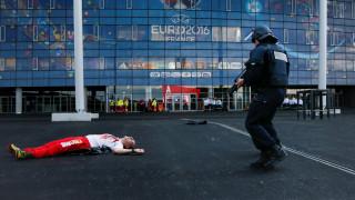 EURO 2016: Αντιμέτωπο με την τρομοκρατική απειλή