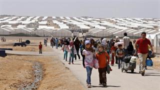 Επίθεση σε καταυλισμό προσφύγων στην Ιορδανία