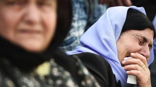 Τζιχαντιστές του ISIS έκαψαν ζωντανές και σε δημόσια θέα 19 γυναίκες Γιαζίντι